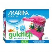 Marina 7000 13381 Goldfish Kit Pembe Kit 6,7 Lt