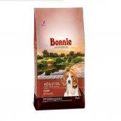 Bonnie Biftekli Yetişkin Kuru Köpek Maması 15 Kg