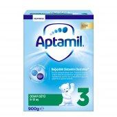 Aptamil 3 Devam Sütü 900 Gr Skt 07 2020