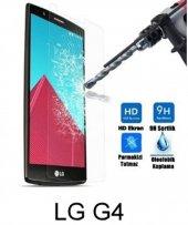 Lg G4 Kırılmaz Temperli Cam Ekran Koruyucu