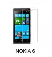 Nokia 6 Kırılmaz Temperli Cam Ekran Koruyucu