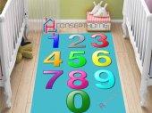 Ch 25sy Renkli Sayılar 3d Antialerjik Çocuk Halısı