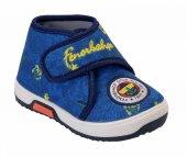 Lisanslı 58763 Fenerbahçe Ortopedik Çocuk Panduf Ev Kreş Ayakkabısı