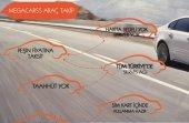 Megacarss Araç Takip Sistemi Sim Kartlı, Ücretsiz Harita, Telef