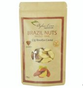 Ayhan Ercan Çiğ Brezilya Cevizi Brazil Nuts 100 Gr
