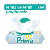 Prima Fresh Islak Havlu 64lü