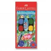 Faber Castell Sulu Boya 12 Renk
