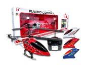 Oyuncak Şarjlı Uzaktan Kumandalı Helikopter 3,5 Kanal Işıklı Dron