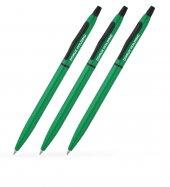 Kişiye Özel Yeşil Metal Tükenmez Kalem (100 Adet) Model 46