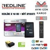Redline G40 Wifi'li Model En Ucuz Uydu Alıcısı