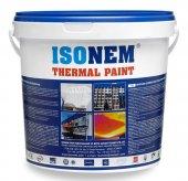 ısonem Thermal Paint Isı Yalıtım Boyası 18 Lt Beyaz