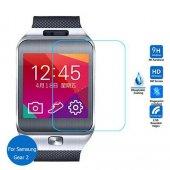 Samsung Galaxy Gear 2 R380 Temperli Cam Koruyucu