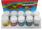 Nova Color Beyaz Kumaş Boyası 30 Cc