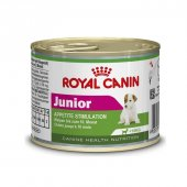 Royal Canin Mini Junior Yavru Köpek Konservesi 195 Gr