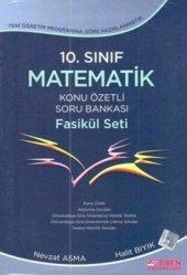 Esen Yayınları 10.sınıf Matematik Konu Özetli Soru Bankası Fasikü