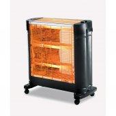 Kumtel Ks 2861 Şömine (Buharlı) 2700 W Infrared Isıtıcı