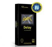 Safex Condom Geciktirici Kremli 12 Li Paket
