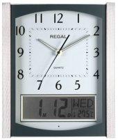 0175 Swl Dijital Takv. Gece Işıklı Termometreli Saatı