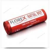 Florex Florex Tıbbi Atık Çöp Torbası. 72x95 Cm. 26...