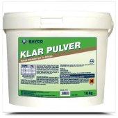 Bayco Klar Pulver Endüstriyel Bulaşık Makinaları İçin Toz Deterjan. 9103