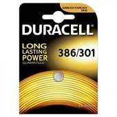 Duracell 386 301 Saat Pili Silver Oxid