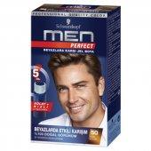 Schwarzkopf Men Perfect 50 Açık Kahve Saç Boyası