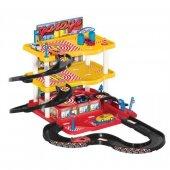 Dede 03068 Üç Katlı Garaj Oyun Seti