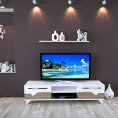 Duygu Tv Ünitesi Kapak Desenli 2 Farklı Renk Seçeneğiyle