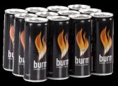 Burn Enerji İçeceği 250 Ml X 12 Adet