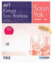 Ayt Kimya Soru Bankası (Onadım Yayınları)