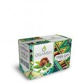 Ogansia Green Tea Yeşil Çay Reishi Mantarlı Organik Çay