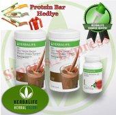 Herbalife Kendin Oluştur (2 Shake + 1 Çay + Shaker) Seçimli Set
