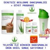 Herbalife Set (Shake + Aloe Vera + Çay + Thermo) H...