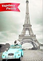 Educa Puzzle Eiffel Tower 500 Parça Yapılmış Puzzle