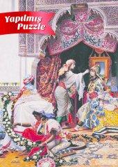 Art Puzzle Düğün Hazırlığı 2000 Parça Yapılmış Puzzle
