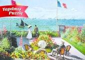 Educa Puzzle The Terrace At Sainte Yapılmış 2000 Parça Puzzle