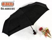 Erkek Şemsiye Yarı Otomatik 10 Telli Rüzgara Dayan...