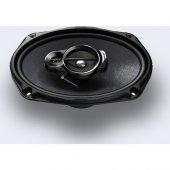 Pioneer Ts A6966s Extra Bass Ve Tiz 3 Yollu Oval 420 W Hoparlör
