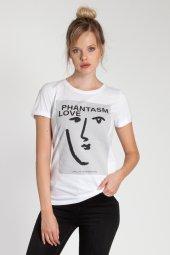 Penelope Pamuklu Baskılı Tişört