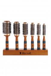 Hector Vent Seramik Saç Fırça Seti 6lı