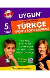 Sadık Uygun 5.sınıf Türkçe Soru Bankası