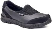 Forelli 9k 61007 Siyah Bayan Ayakkabı Ortopedik