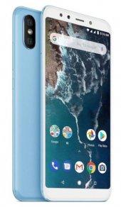 Xiaomi Mi A2 64 Gb Mavi Cep Telefonu 2 Yıl Delta Garantili