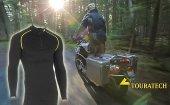 Basalayer Profesyonel Motorbisiklet Termal İçik Üs...