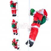 Merdiven Tırmanan Noel Baba 3lü