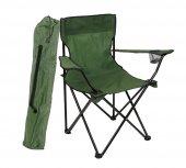 Granit Venedik Katlanır Kamp Sandalyesi Yeşil P109