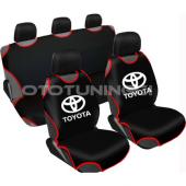 Toyota Avensis Serisi Ön Arka Koltuk Atlet Kılıf Ve Paspas