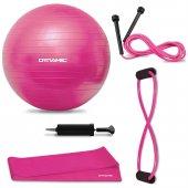 Dynamic 5 Parçalı Full Egzersiz Pilates Seti Ps02