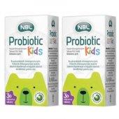 Nbl Probiotic Kids 30 Çiğneme Tableti 2li(Hediyeli)