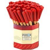 Pensan Officepen 1010 Tükenmez Kalem 1 Mm 60&#039 Lı Kırmızı